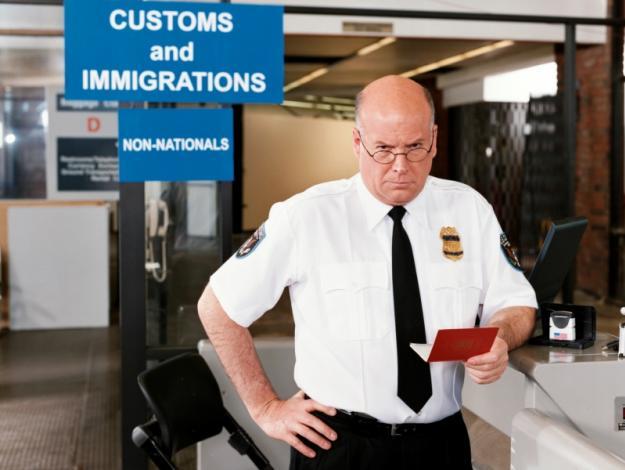 Las normas de la aduana
