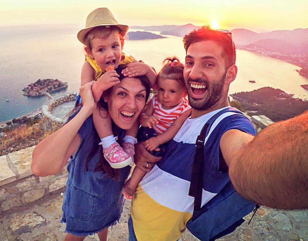 Visa ESTA y niños